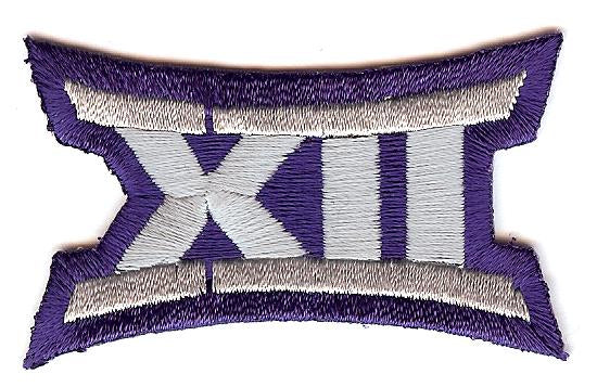 Big 12 Uniform Patch (Kansas State)