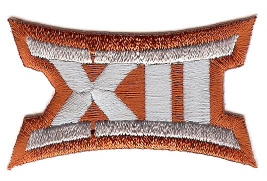 Big 12 Uniform Patch (Texas)