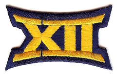 Big 12 Uniform Patch (West Virginia)