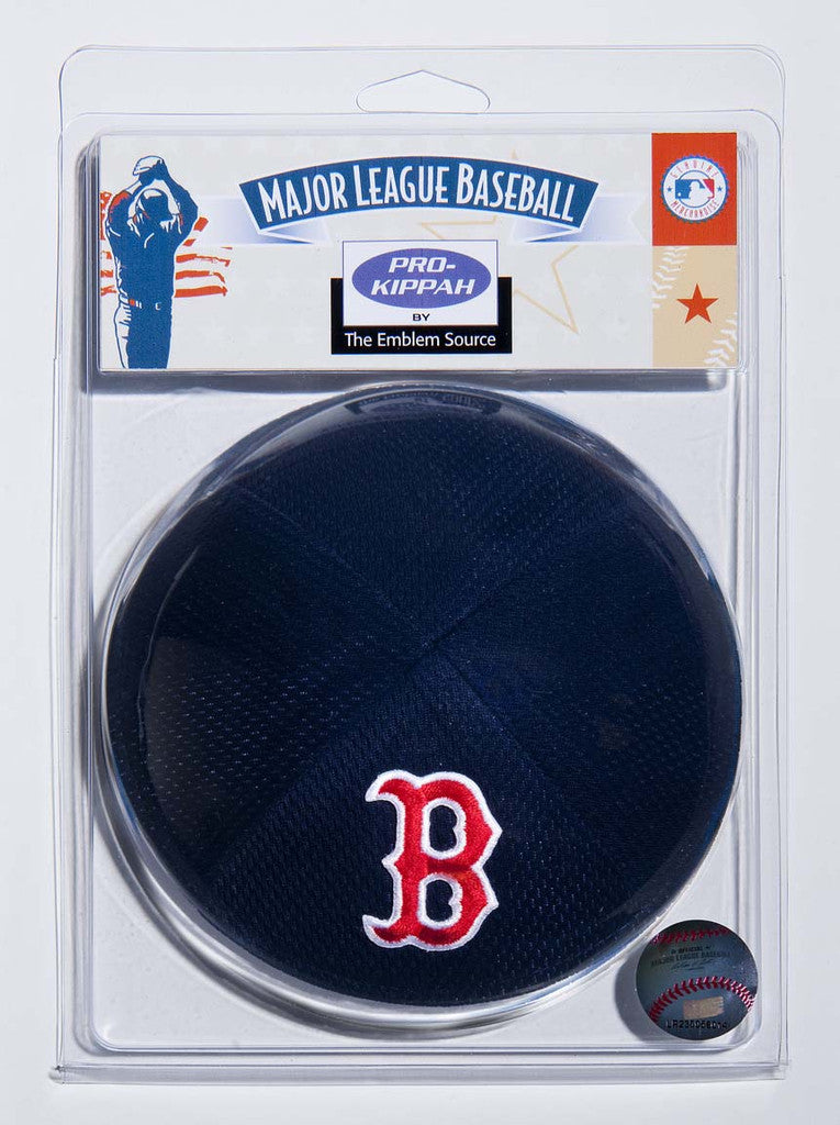 Boston Red Sox Kippah