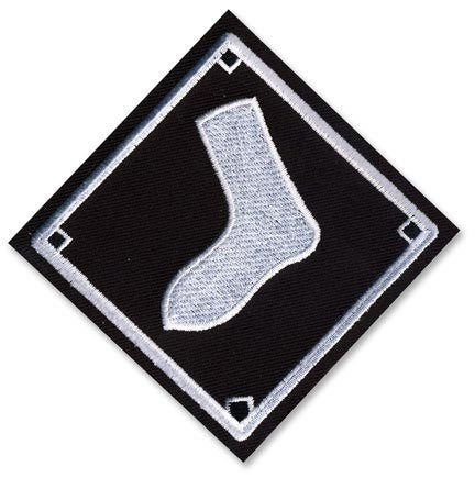 Chicago White Sox Road Sleeve Patch