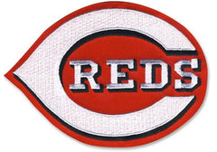 Cincinnati Reds Primary Logo / Road Sleeve Patch