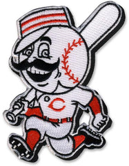 Cincinnati Reds Home Sleeve Patch