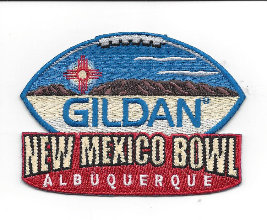 Gildan New Mexico Bowl Patch