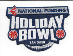 National Funding Holiday Bowl Patch