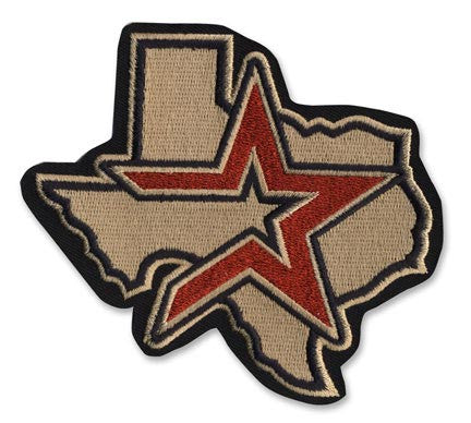 Houston Astros Sleeve Logo