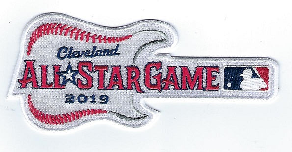 2019 Major League Baseball All Star Game Patch (Cleveland)