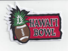 Hawaii Bowl Patch