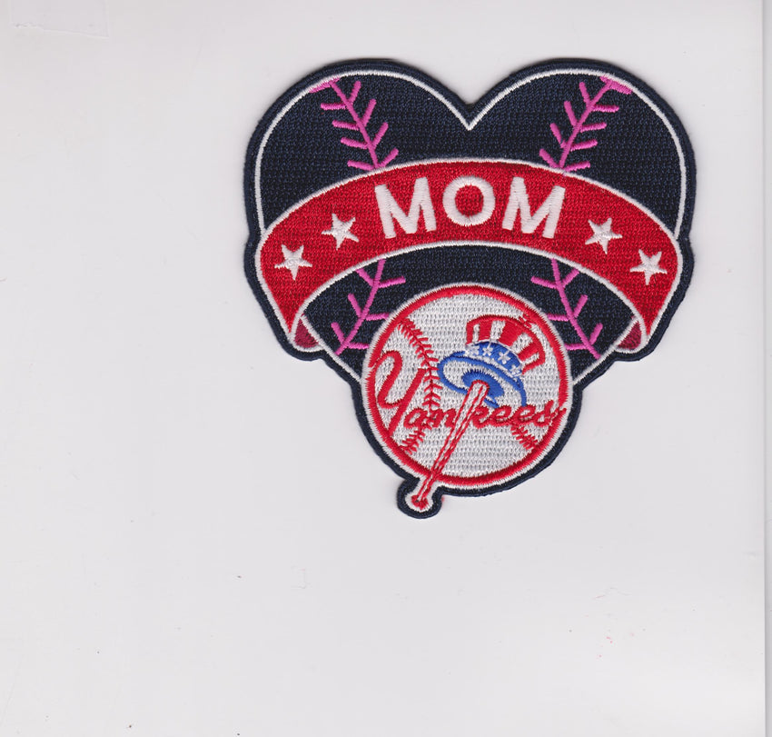 "New York Yankees ""Mom"" FanPatch"