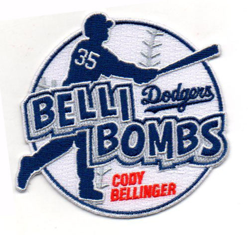 Cody Bellinger FanPatch (Belli Bomb)