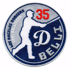 Cody Bellinger FanPatch (Belli)
