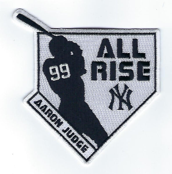 "Aaron Judge #99 ""All Rise"" FanPatch"