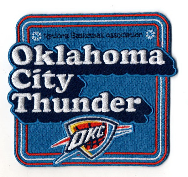 "Oklahoma City Thunder FanPatch ""Recreational"""
