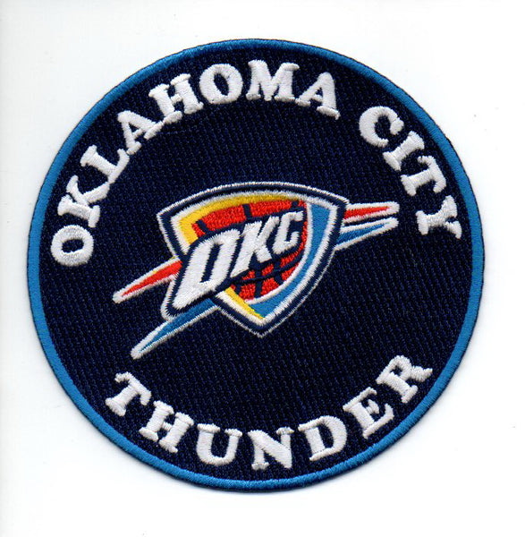 "Oklahoma City Thunder FanPatch ""The Key"""