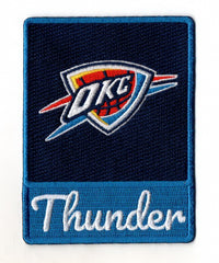 "Oklahoma City Thunder FanPatch ""Snap"""