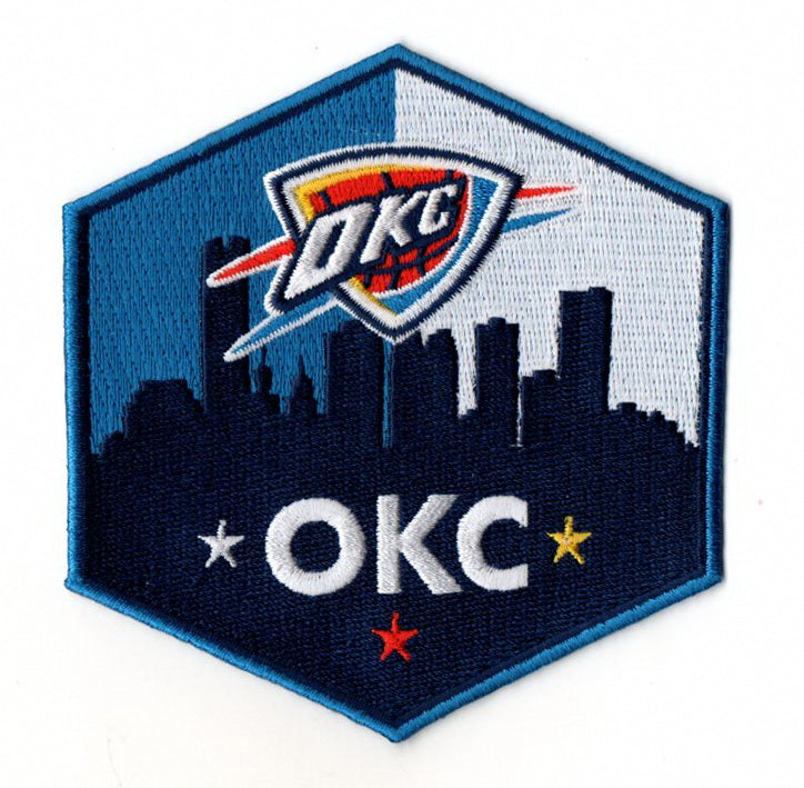 "Oklahoma City Thunder FanPatch ""Hometown"""