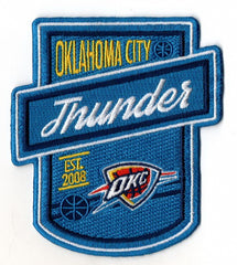 "Oklahoma City Thunder FanPatch ""Freet Throw"""
