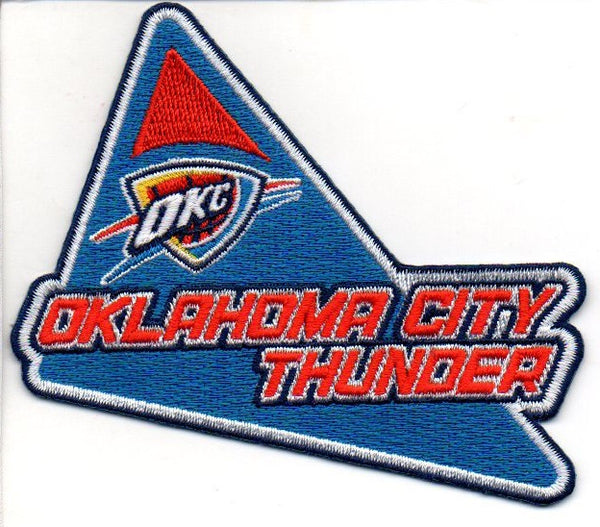 "Oklahoma City Thunder FanPatch ""Nineties"""