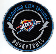 "Oklahoma City Thunder FanPatch ""Arena Rock"""