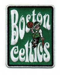 "Boston Celtics ""Groovy"" FanPatch"