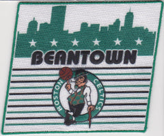 "Boston Celtics ""Beantown"" FanPatch"