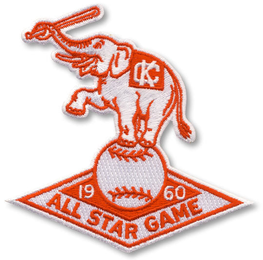 1960 MLB All Star Game Patch