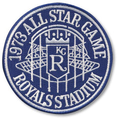 1973 MLB All Star Game Patch