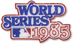 1985 World Series Patch