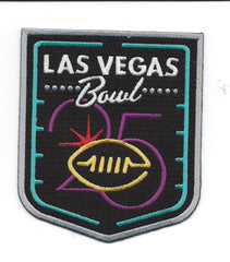 Las Vegas Bowl 25th Anniversary Patch (2016)