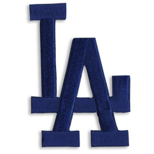 Los Angeles Dodgers Sleeve Logo