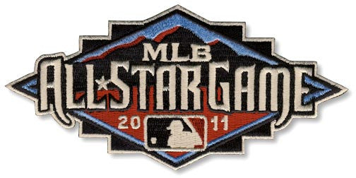 2011 Major League Baseball All Star Game Patch (Arizona)