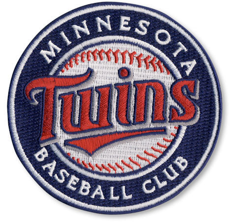 Minnesota Twins Primary Logo / Road Sleeve