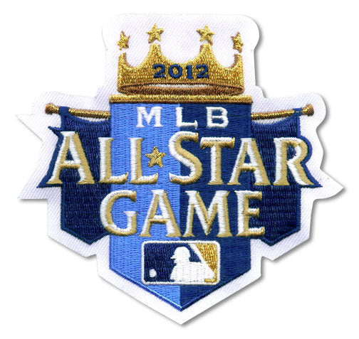 2012 Major League Baseball All Star Game Patch (Kansas City)