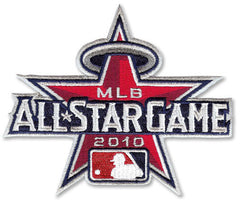 2010 Major League Baseball All Star Game Patch (Los Angeles Angels)