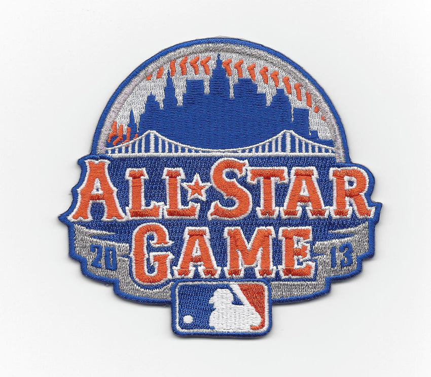 2013 Major League Baseball All Star Game Patch (New York Mets)