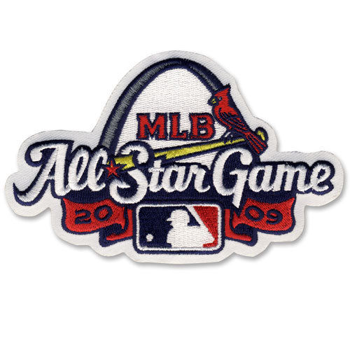 2009 Major League Baseball All Star Game Patch (St. Louis)