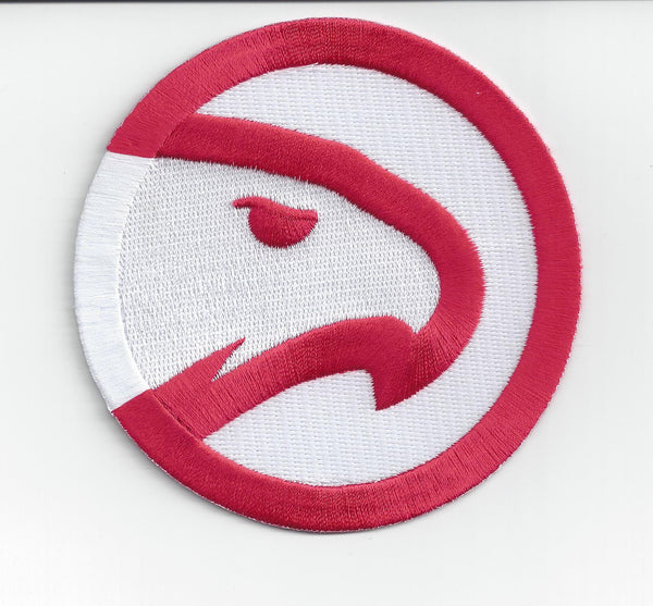 Atlanta Hawks Alternate Logo Patch