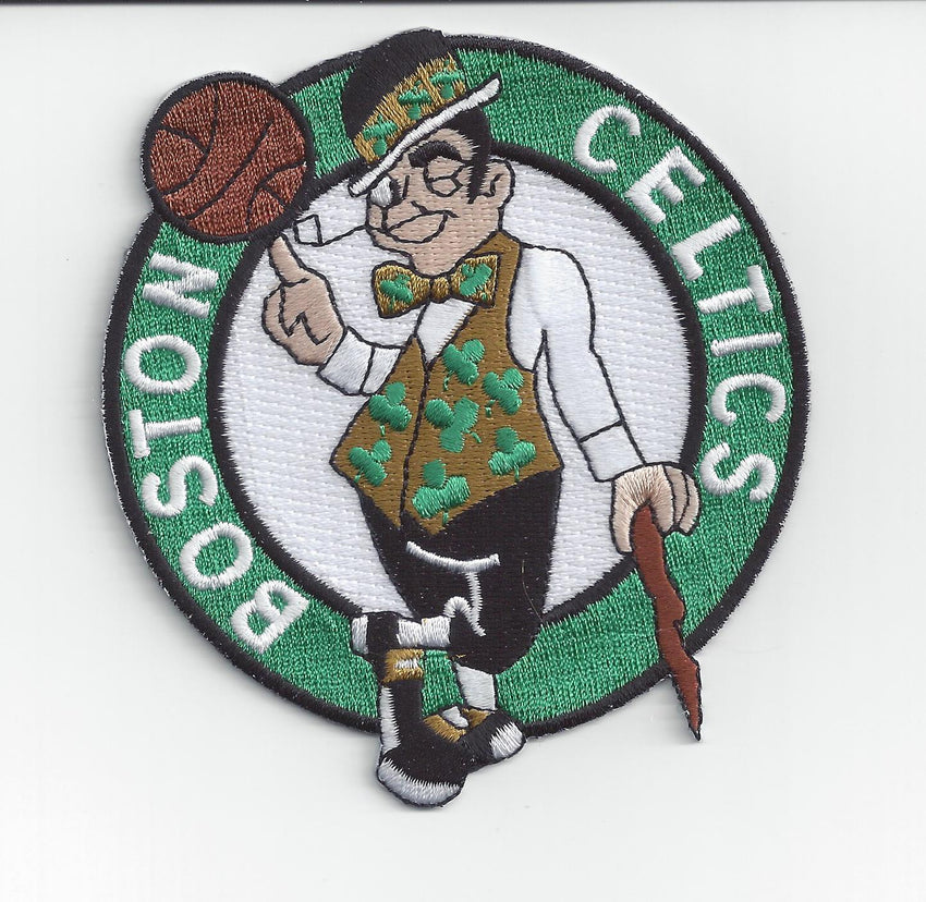 Boston Celtics Primary Logo Patch
