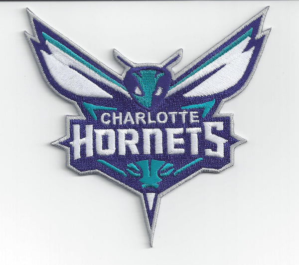 Charlotte Hornets Primary Logo Patch