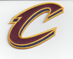 Cleveland Cavaliers Alternate Logo Patch