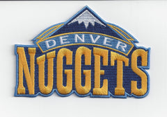 Denver Nuggets Primary Logo Patch (2017)