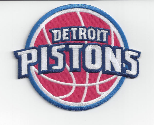 Detroit Pistons Primary Logo Patch