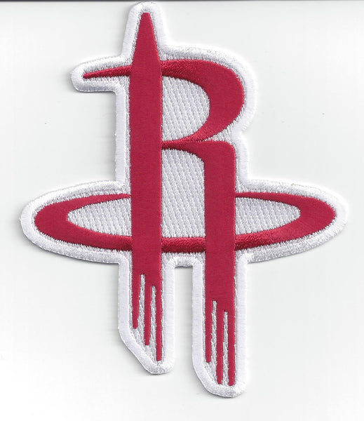 Houston Rockets Secondary Logo Patch