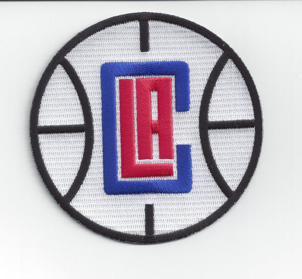 Los Angeles Clippers Alternate Logo Patch