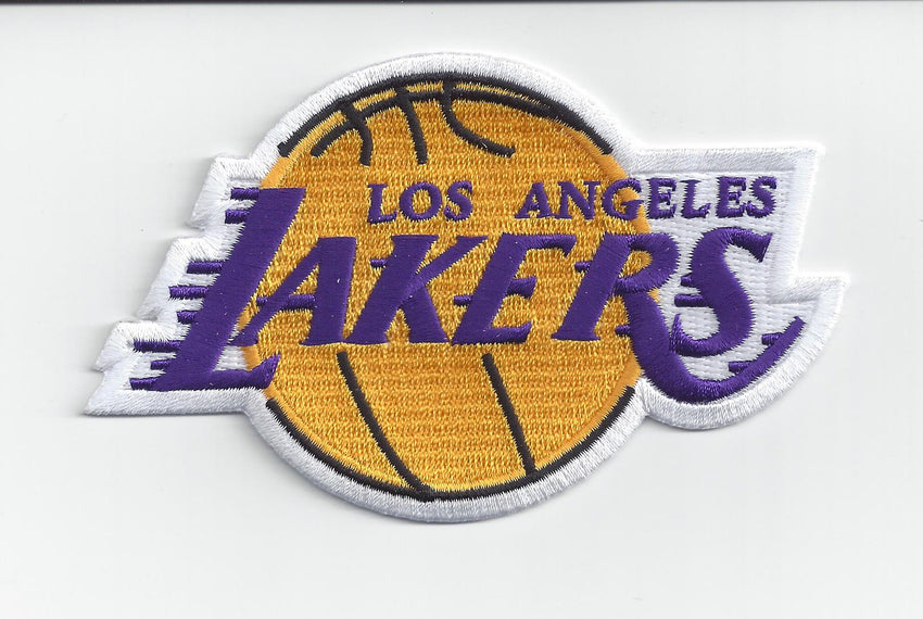 Los Angeles Lakers Primary Logo Patch