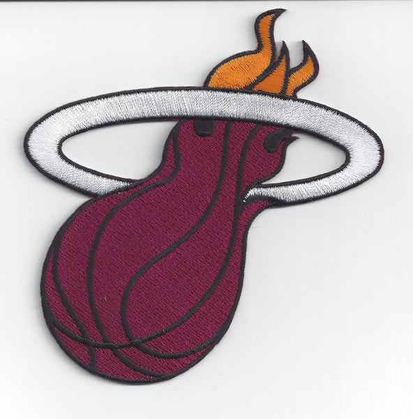 Miami Heat Alternate Logo Patch
