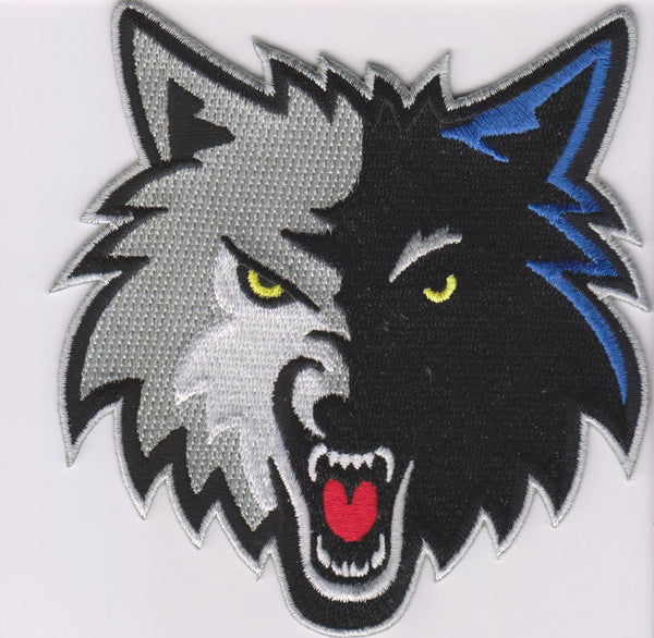 Minnesota Timberwolves Alternate Logo Patch