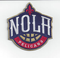 New Orleans Pelicans Secondary Logo Patch
