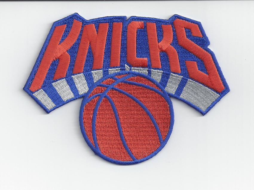 New York Knicks Alternate Logo Patch