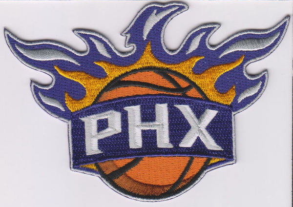 Phoenix Suns Secondary Logo Patch